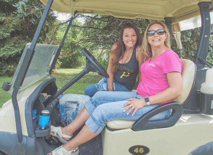 LaFayette Manor Inc. Golf Scramble