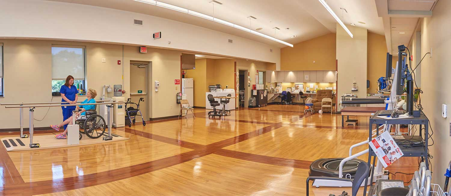 Functional Pathways Facility with Therapist and Resident