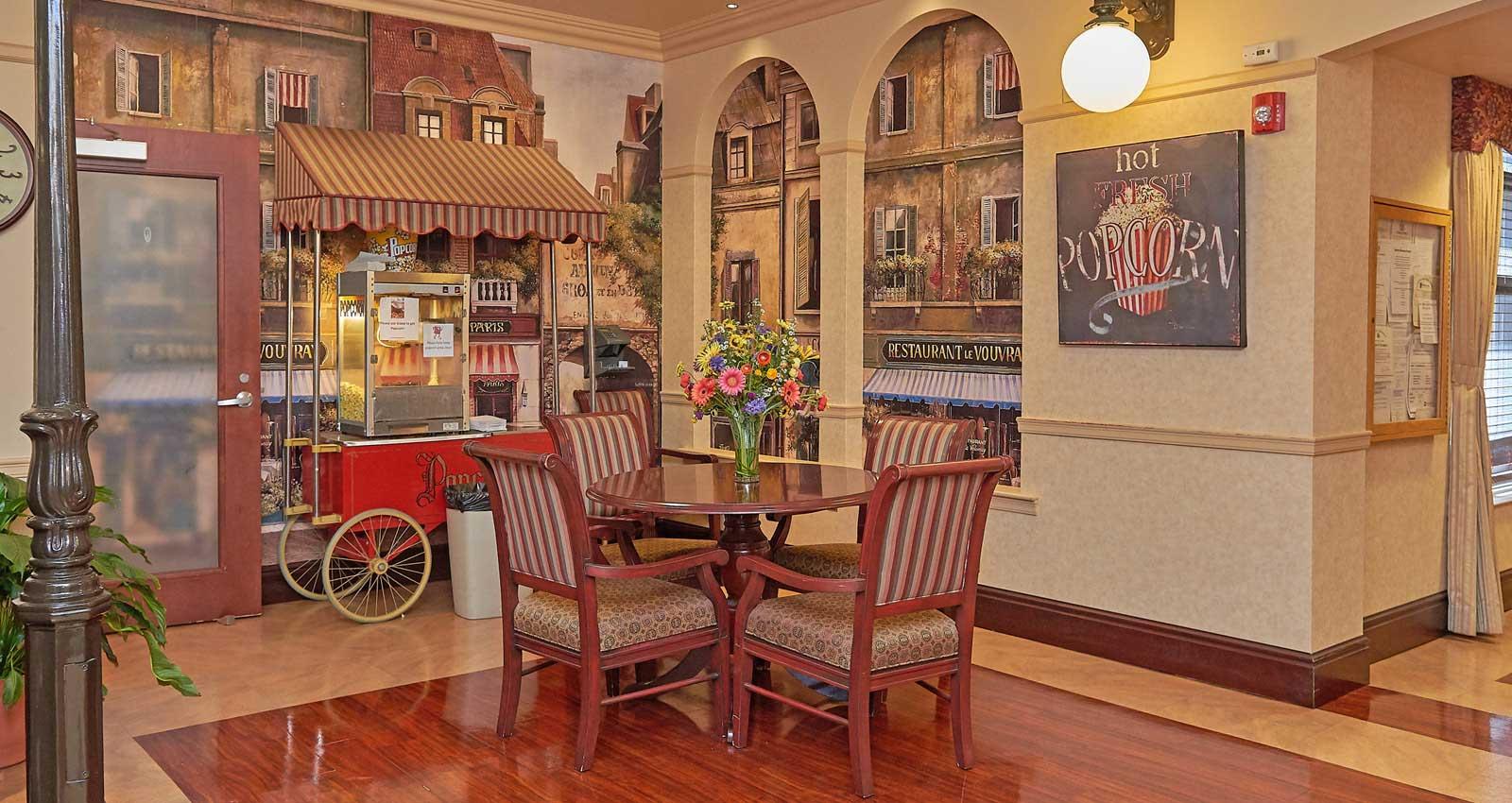 LaFayette Manor Meeting Room