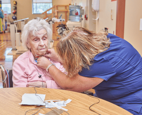 Medical Services at LaFayette Manor Inc.